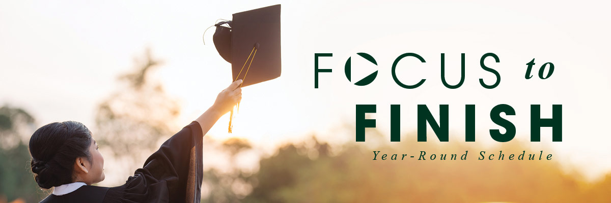 focus to finish logo